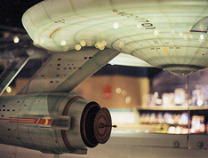 Original Enterprise Studio Model Moving To Main Smithsonian Air