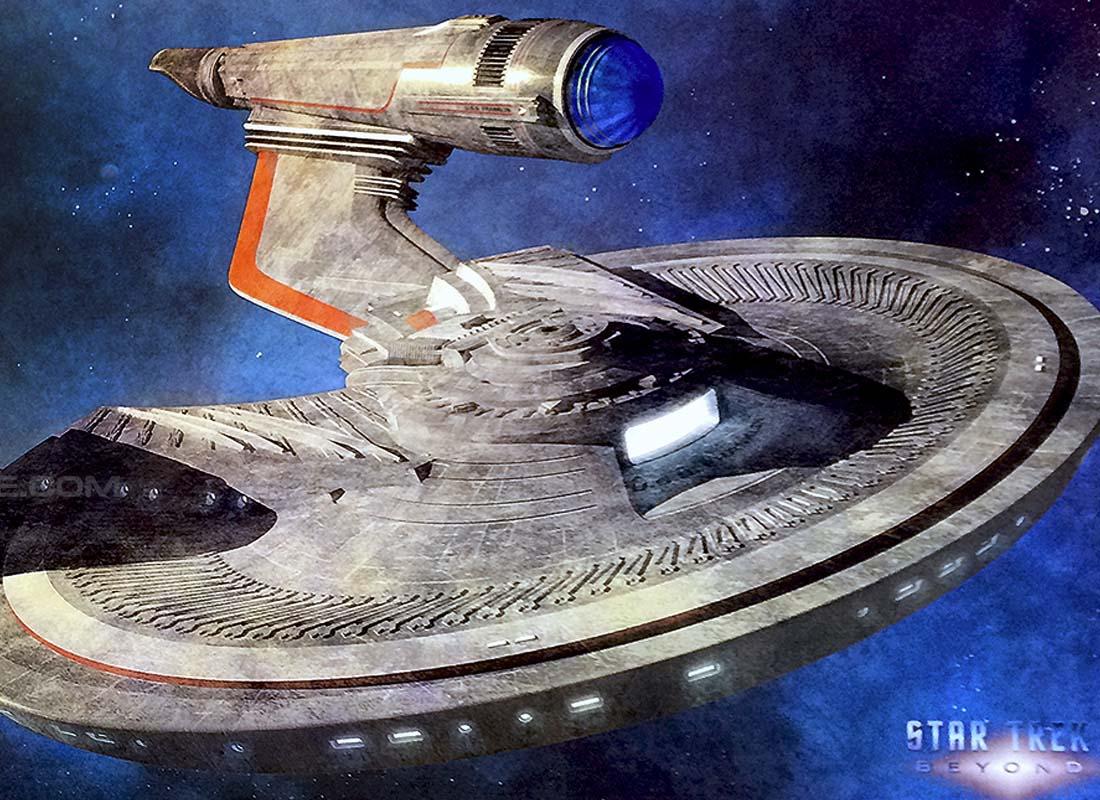 Star Trek Concept Art
