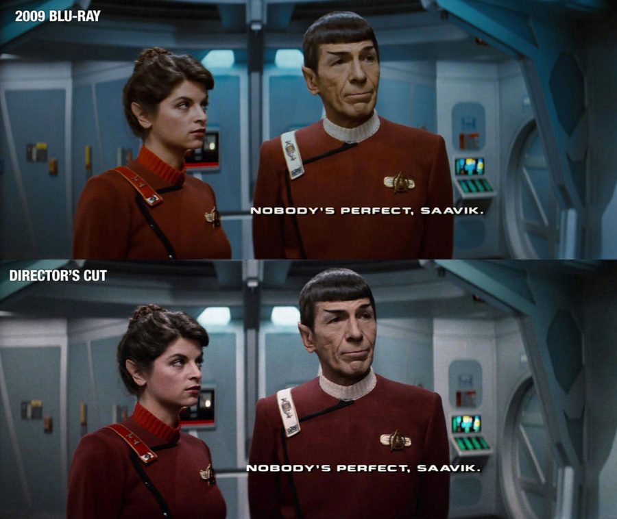 Review: THE WRATH OF KHAN Director's Cut Blu-ray • TrekCore com