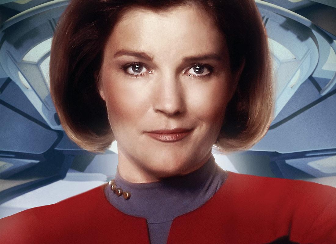 STAR TREK: VOYAGER Joins Trek's 2017 DVD Releases • TrekCore com