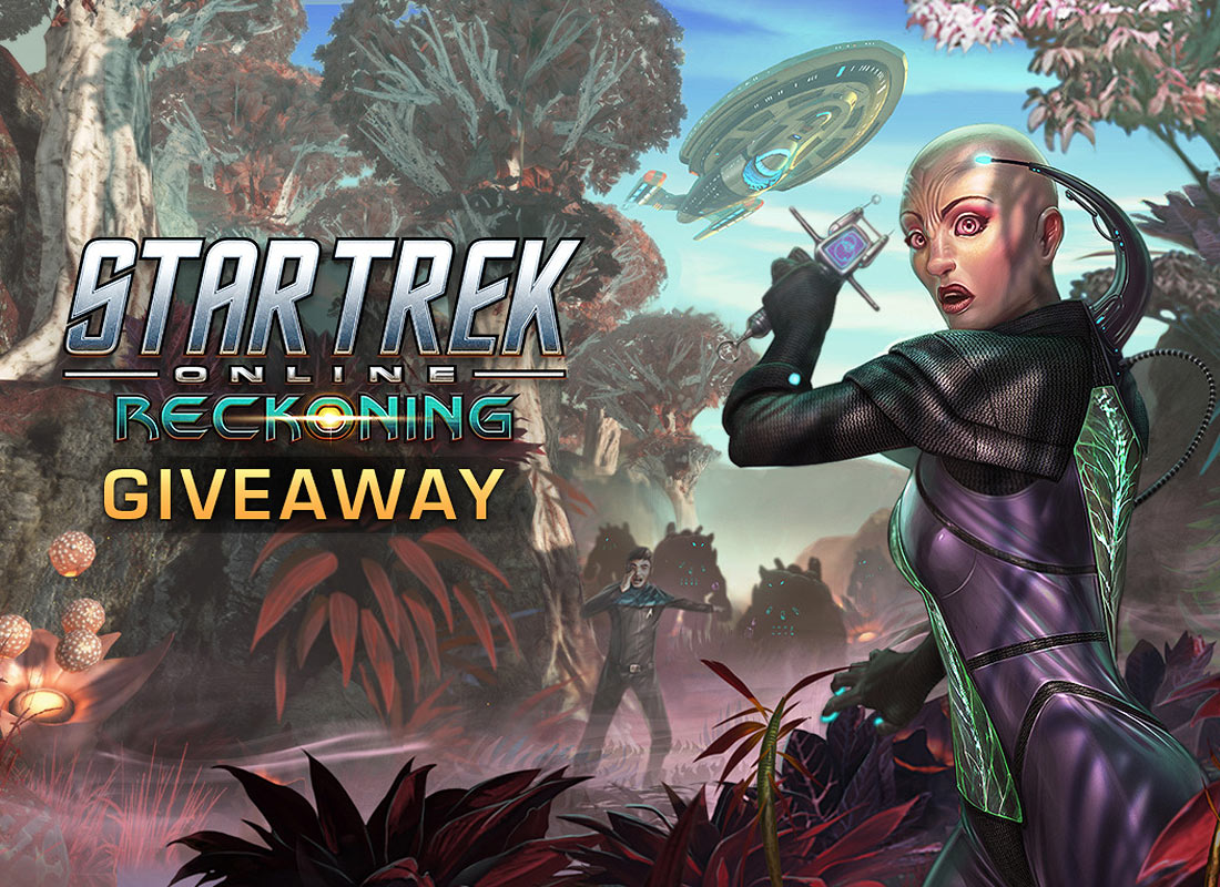 STAR TREK ONLINE Elachi Ornash Battlecruiser Giveaway