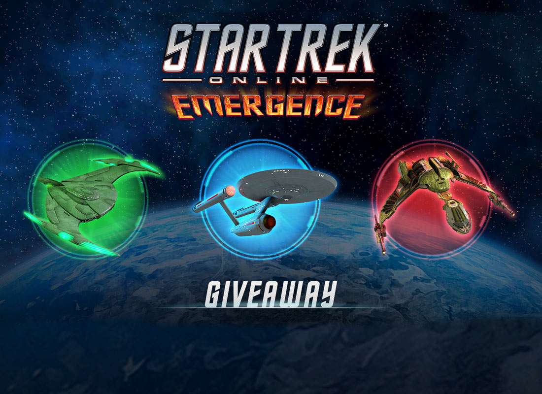 PS4 or Xbox One: Win a STAR TREK ONLINE Starter Pack