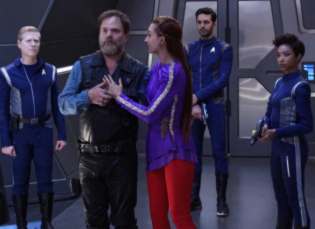 STAR TREK: DISCOVERY Lands Hugo Award Nomination • TrekCore com