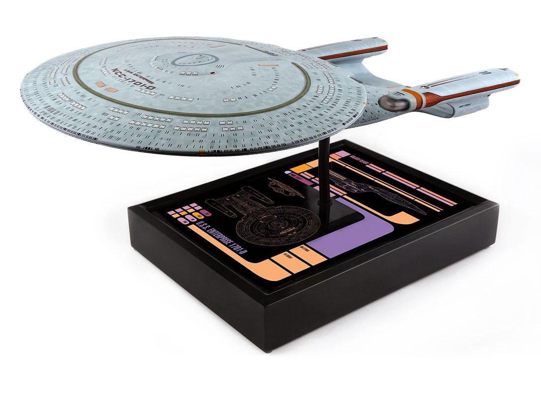 Star Trek USS Enterprise NCC 1701D Next Generation SDCC Limited Exclusive