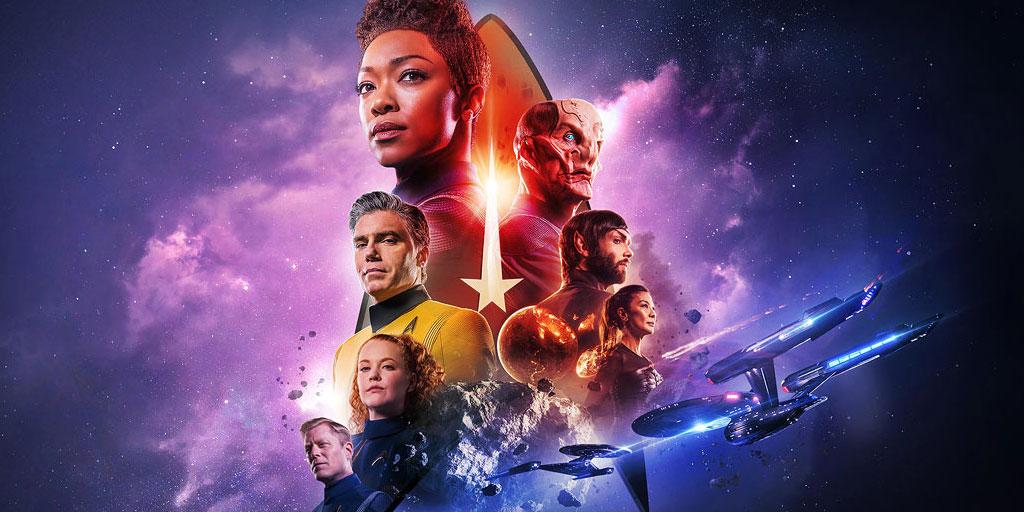 UK — Win STAR TREK: DISCOVERY Season 2 on Blu-ray!