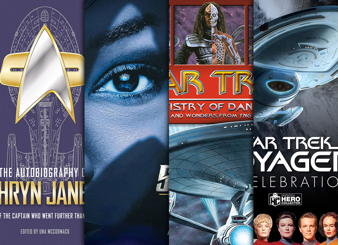 New Dvd Releases 2020.Four New Star Trek Hardcover Releases Set For 2020