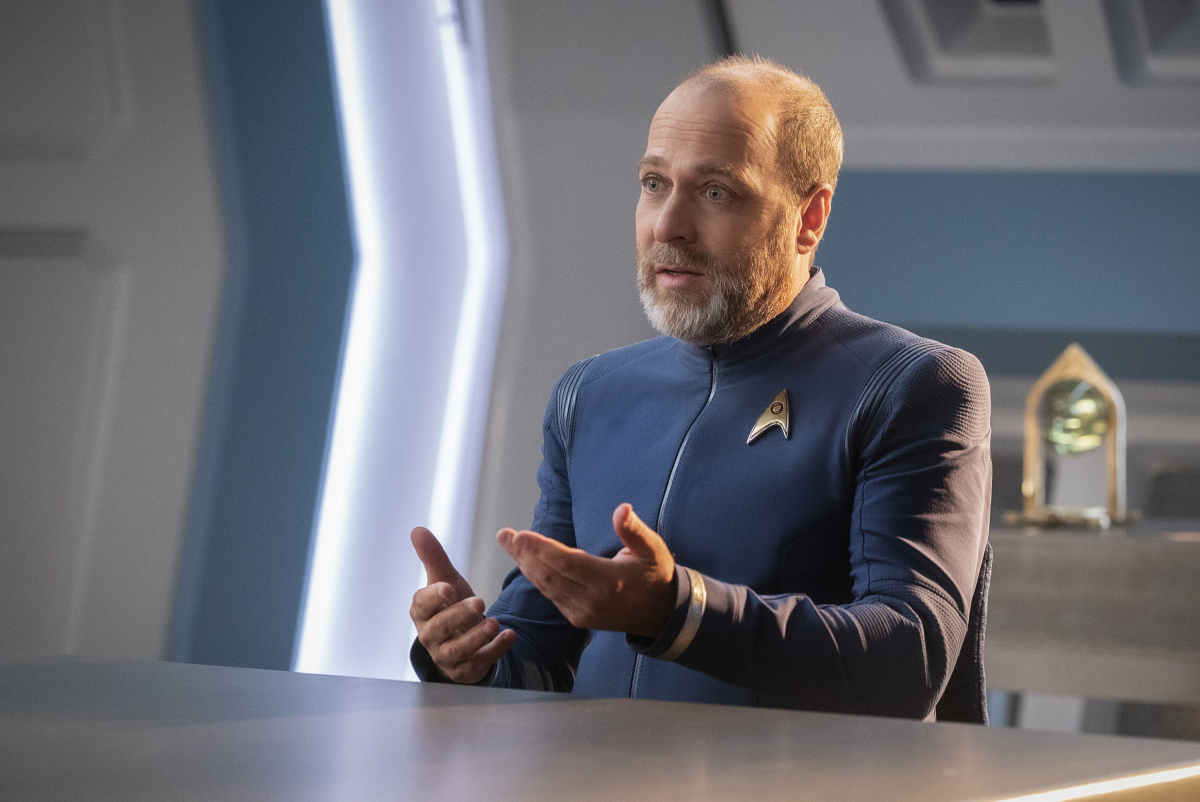 """A New Look at """"The Trouble With Edward,"""" October 10's New STAR TREK: SHORT TREK Tale"""