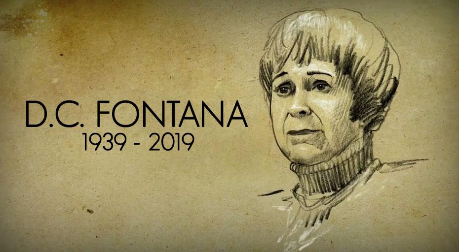 Remembering Legendary TREK Writer D.C. Fontana