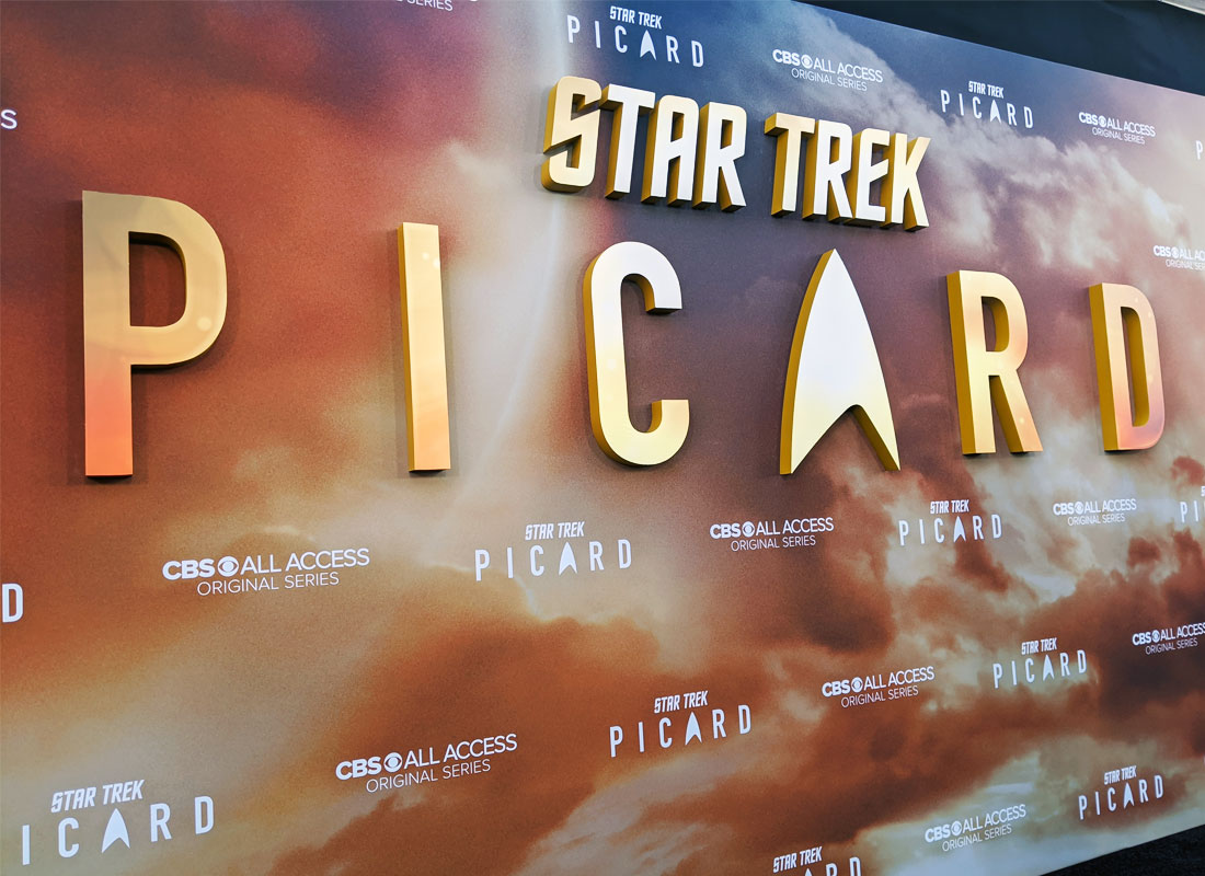 Hear an Exclusive Track from STAR TREK: PICARD's First Soundtrack Collection • TrekCore.com