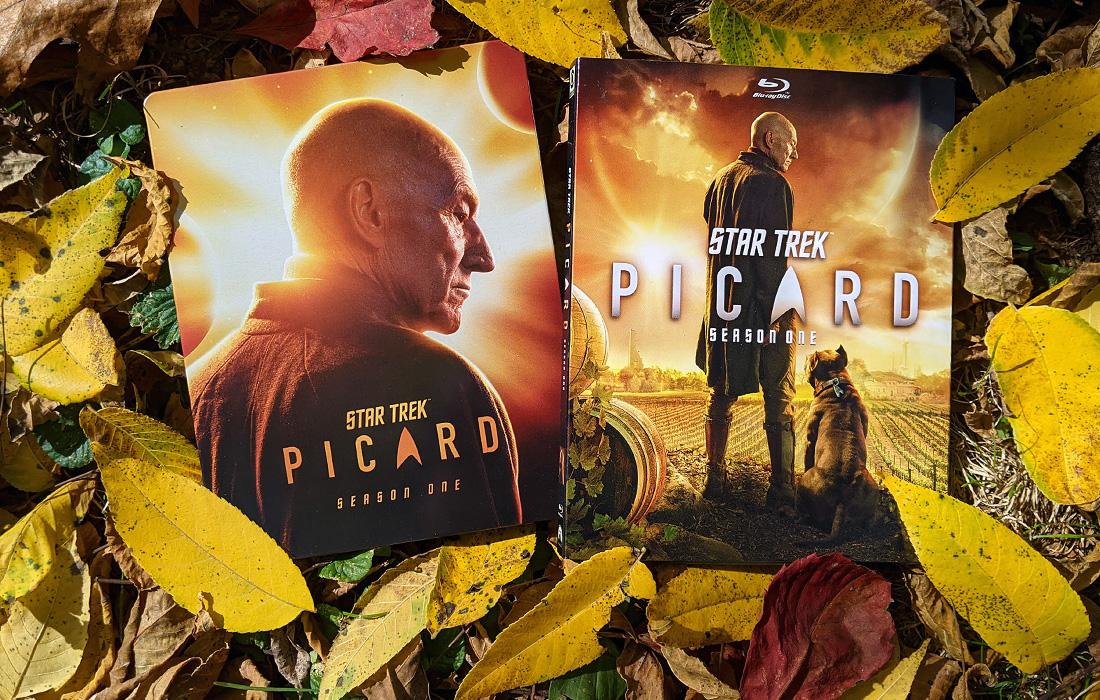 Review — STAR TREK: PICARD Season 1 on Blu-ray • TrekCore.com