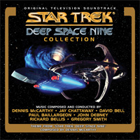 Deep Space Nine Soundtrack Collection