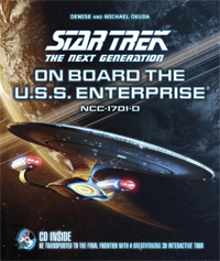 Cover Art for On Board the USS Enterprise