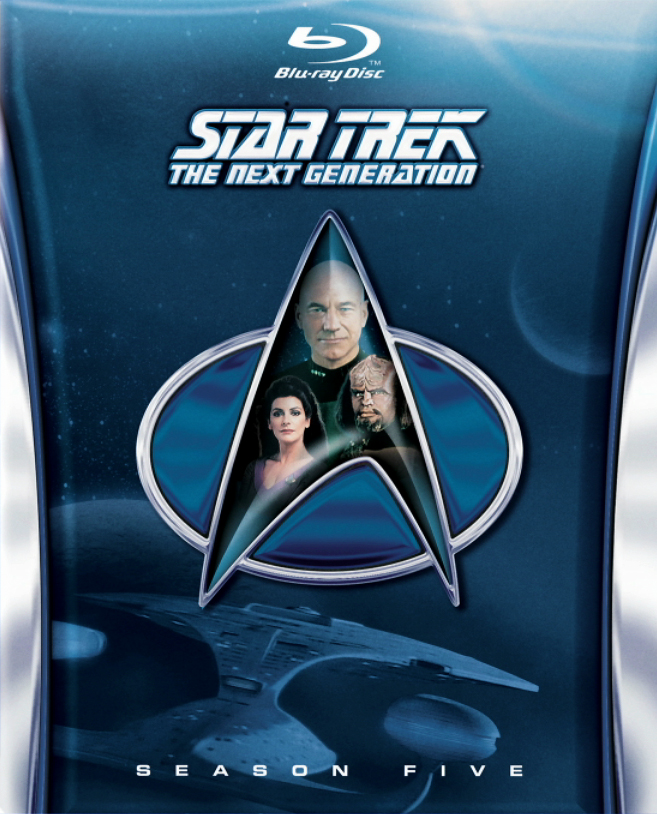 TNG S5 Blu-ray Cover