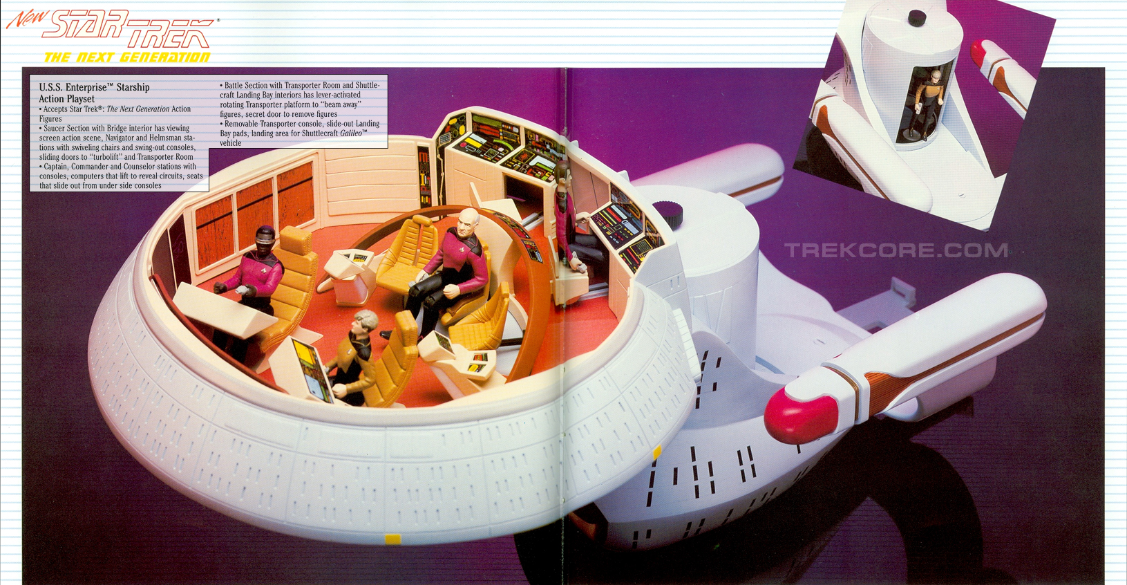 galoob 25 the first generation of tng toys part ii trekcore blog