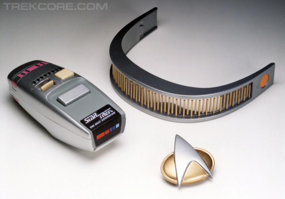 Star Trek Generations Toys Generation of Trek Toys
