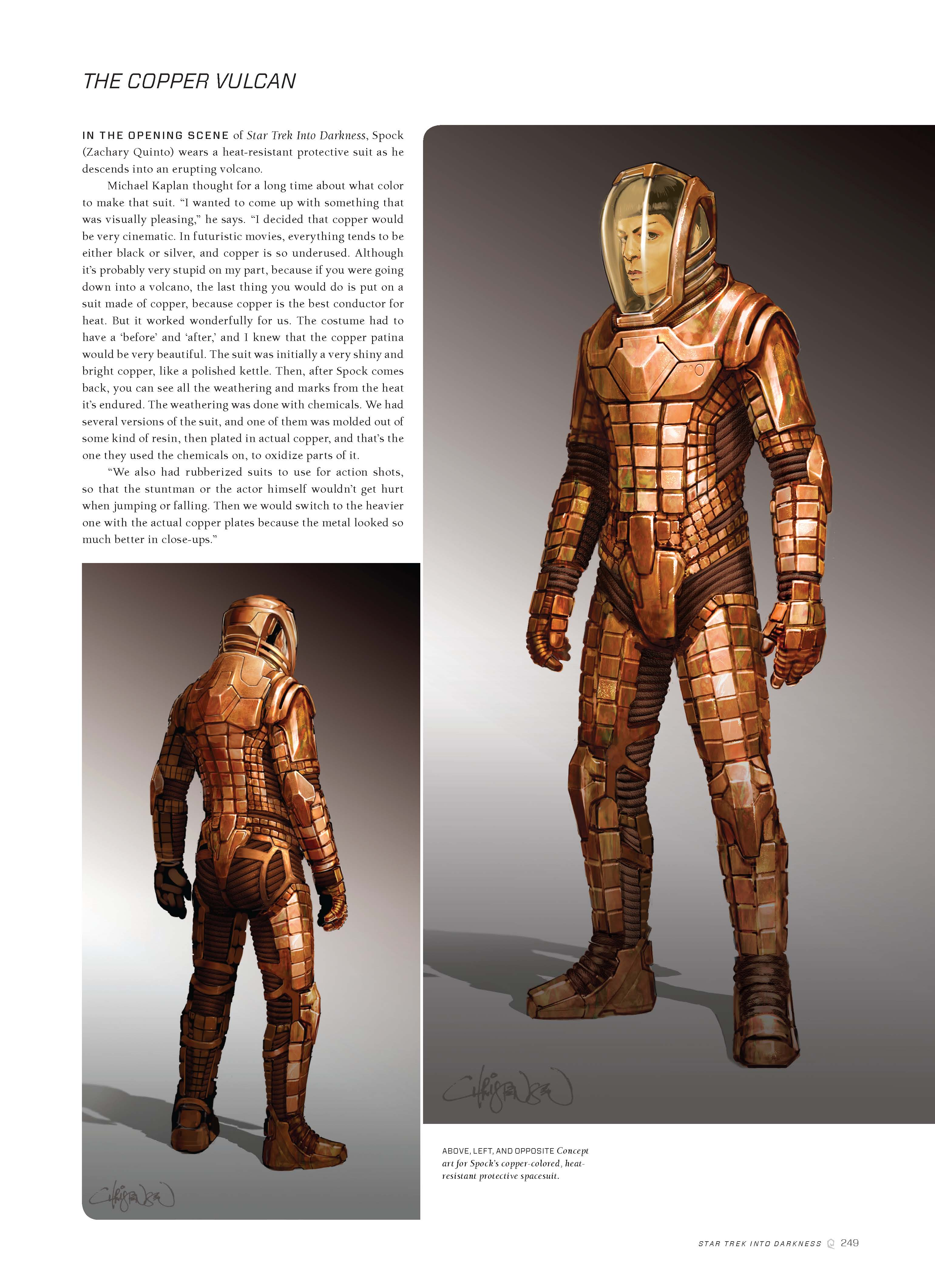All Star trek enterprise space suit topic