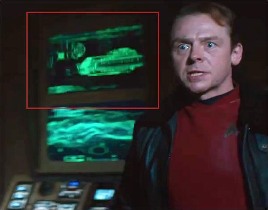Star Trek Beyond (Mas Alla) los conceptos artisticos revelan una nueva nave Mdm