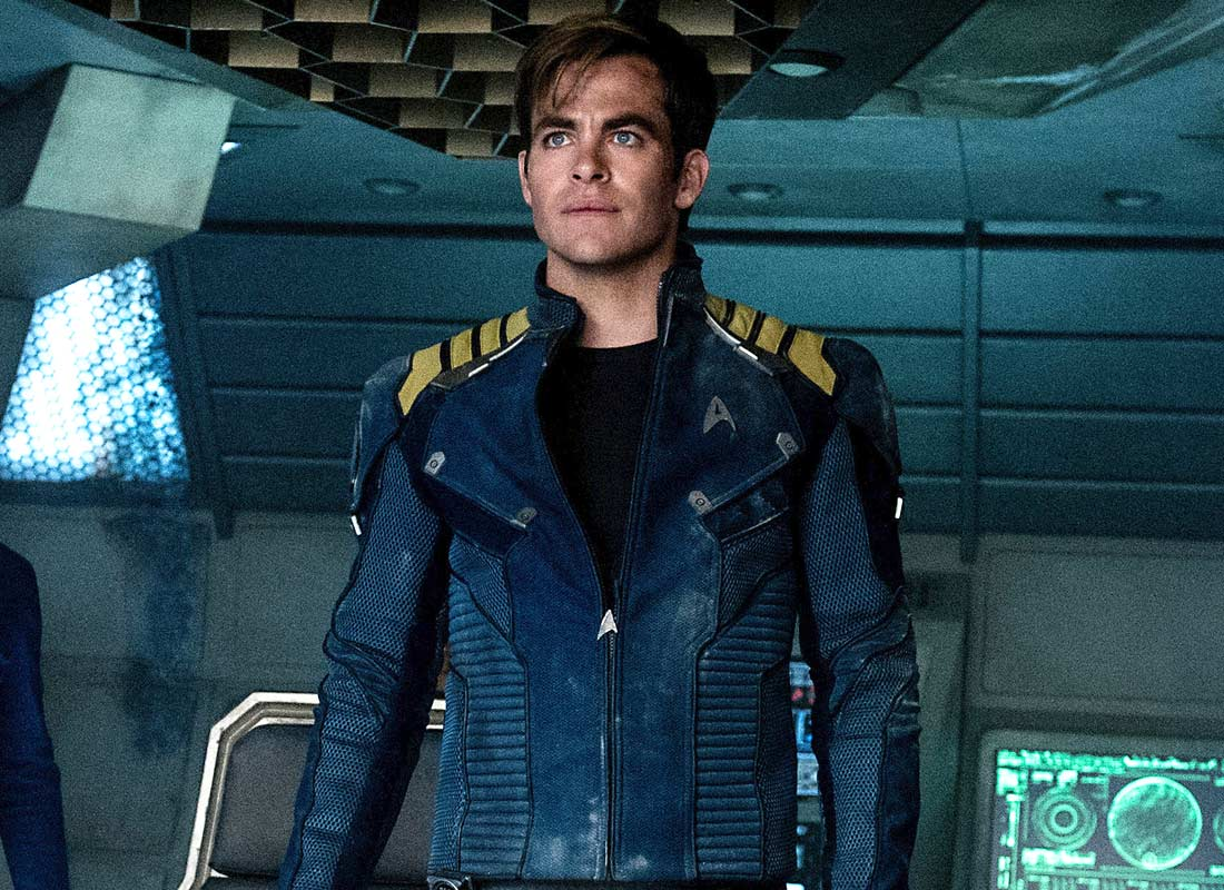 Chris Pine: Star Trek Beyond