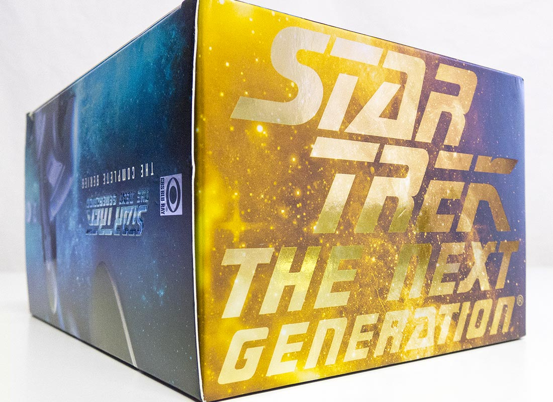 star trek next generation blu ray review
