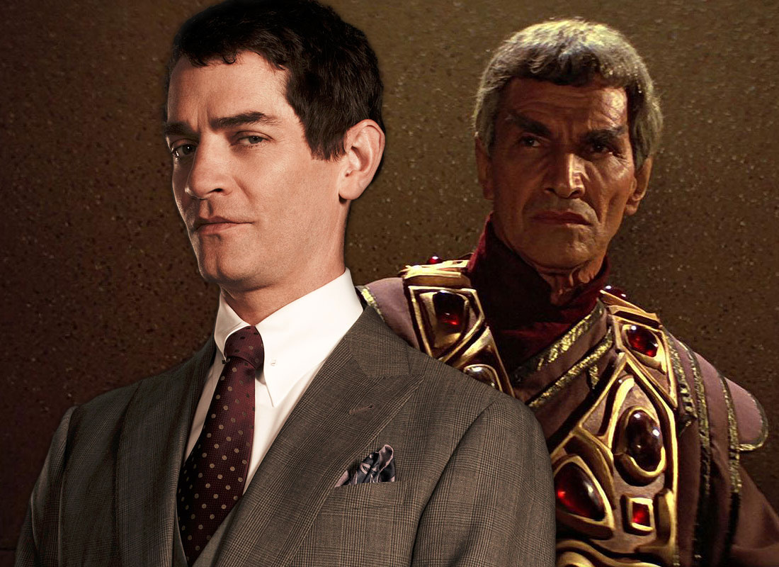 James Frain on Inheriting the Role of 'Sarek' for STAR TREK: DISCOVERY | TrekCore Blog