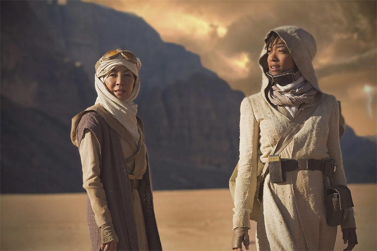 俞秀蓮穿越去當星艦艦長?!《星際爭霸戰:發現號》究竟是怎麼樣的設定?