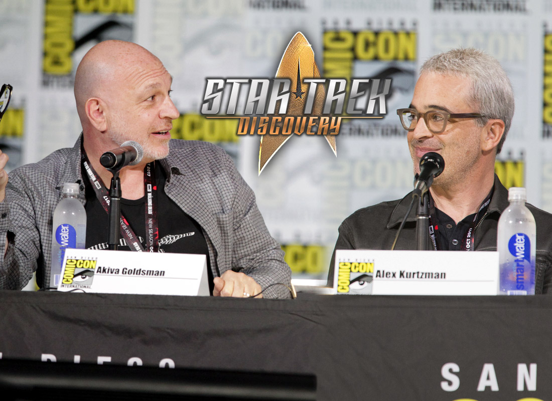 Alex Kurtzman & Akiva Goldsman on Making DISCOVERY Contemporary | TrekCore Blog