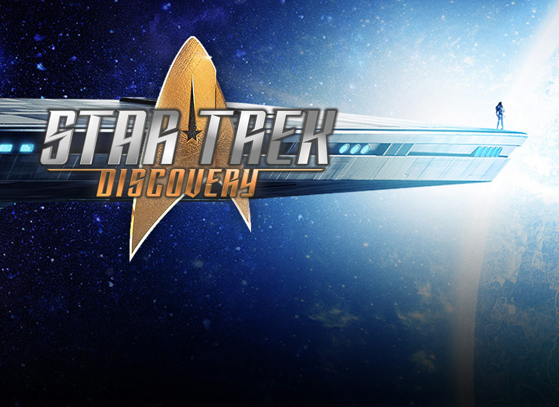 STAR TREK: DISCOVERY Premiere Contest & Other News | TrekCore Blog