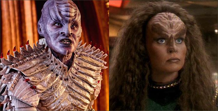 Star trek next generation klingon women nude