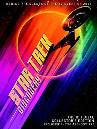Discovery, DSC, Fumetti, L'Rell, Libri, Lorca, Merchandise, Michael Burnham, Stamets, T'kuvma, Voq, Khan, The Next Generation, TG TREK Star Trek News Novità Notizie