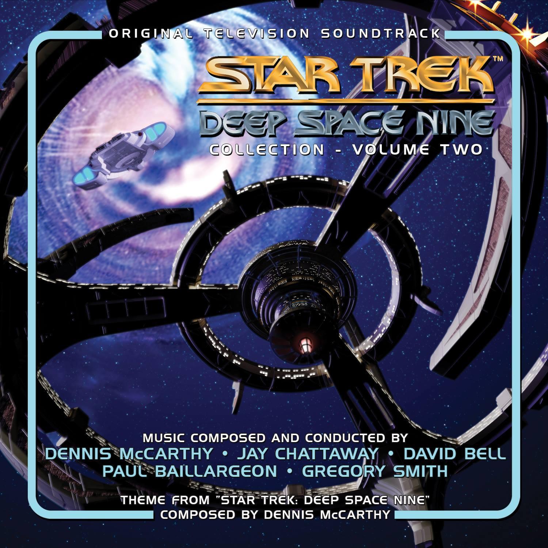 La-La Land Announces DEEP SPACE NINE Vol  2 Soundtrack