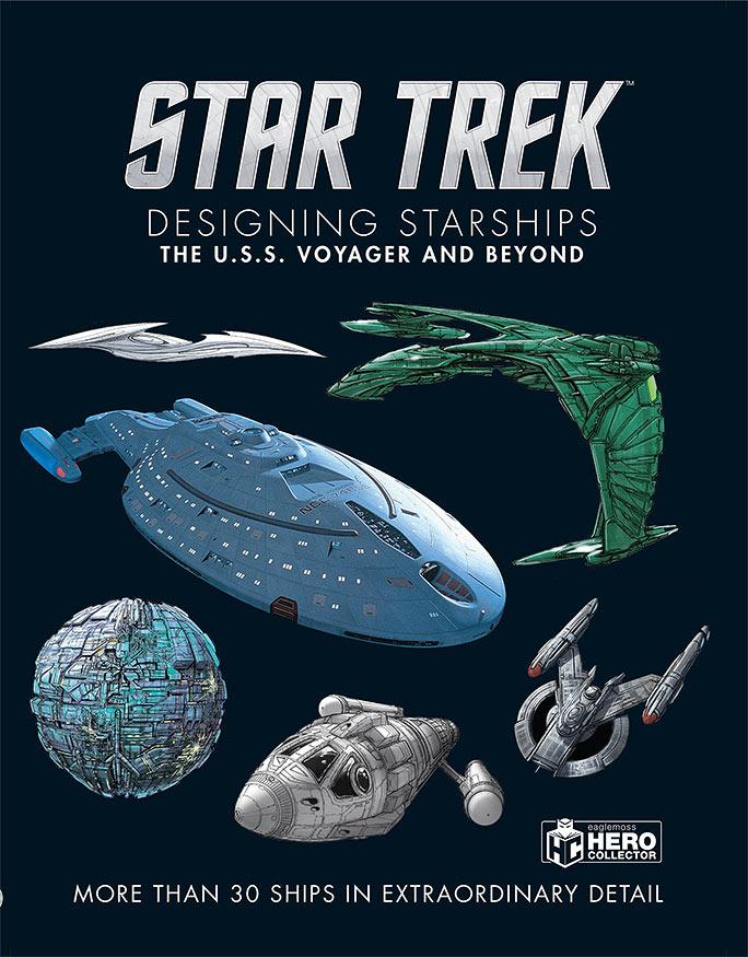 Several New STAR TREK Books Revealed for 2018 and 2019 • TrekCore com