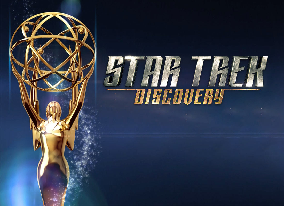 STAR TREK: DISCOVERY Lands Two Emmy Nominations | TrekCore Blog