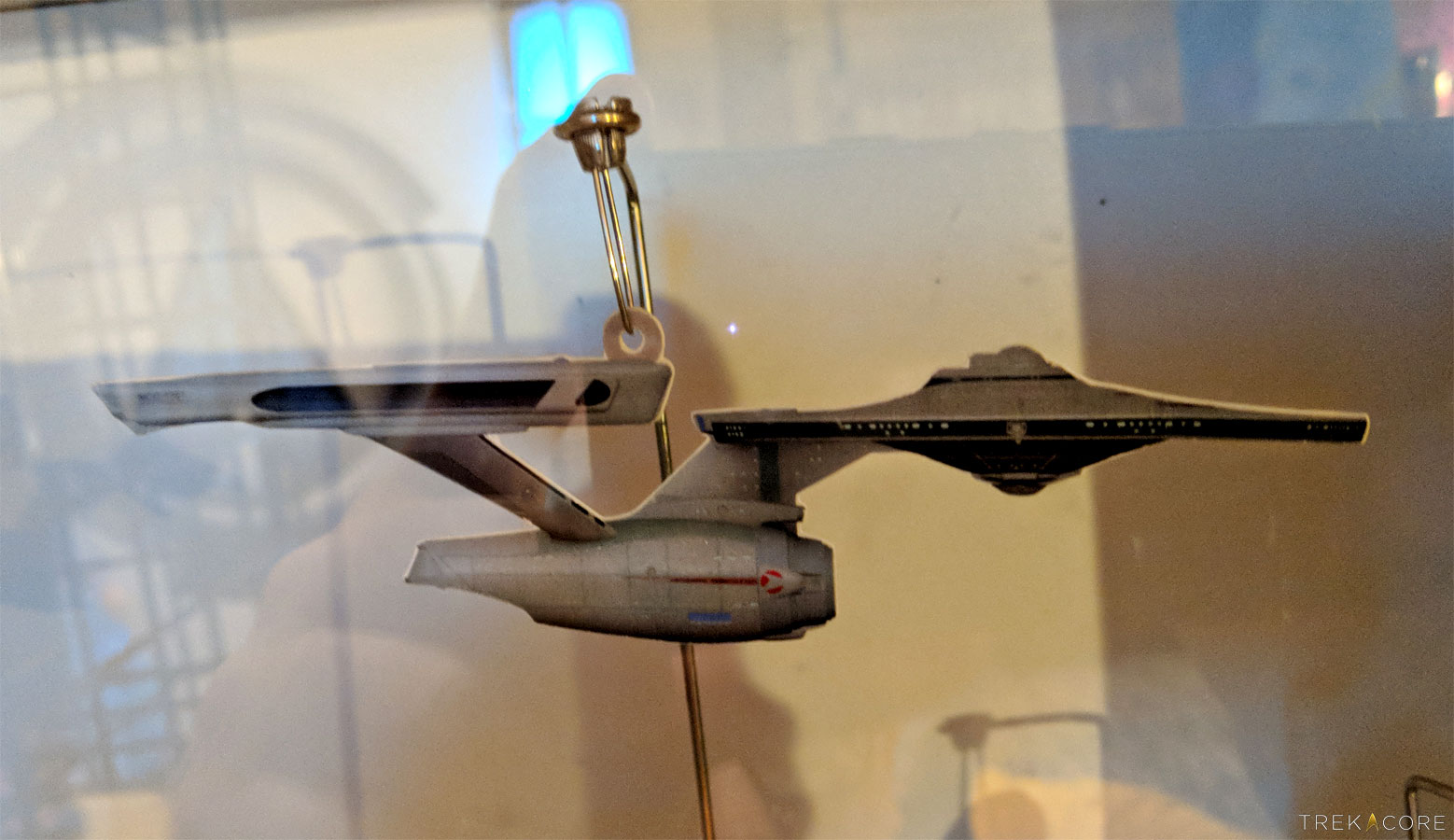 Hallmark Christmas Ornaments 2019.Star Trek Christmas Ornament 2019 Christmas 2019