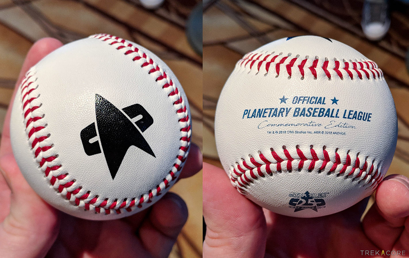55453708522 Batter Up! ANOVOS Debuts DS9 Baseball Gear and More