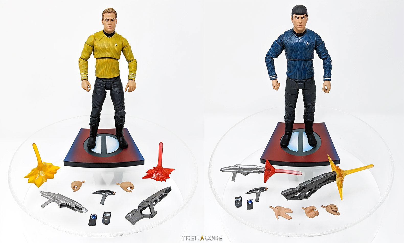 Diamond Select Toys Star Trek Movie Spock Action Figure
