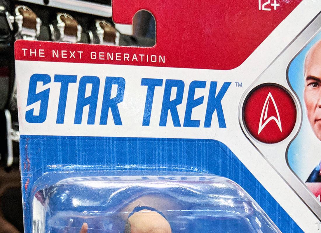 STAR TREK at ToyFair 2019: QMx, WizKids, The Coop, McFarlane Toys and More | TrekCore Blog