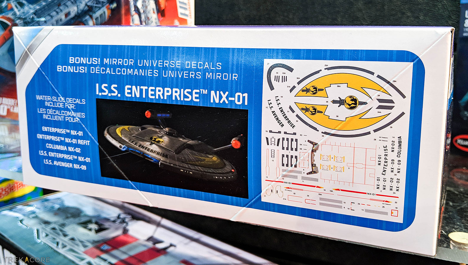 STAR TREK at ToyFair 2019: Polar Lights Models & Mego