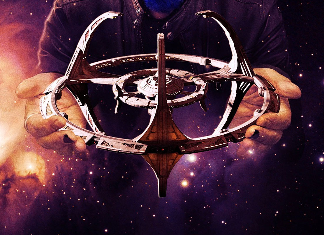 What We Left Behind' STAR TREK: DS9 Documentary Sets August Target
