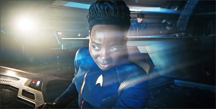 """STAR TREK: DISCOVERY Canon Connections: """"Through the Valley"""