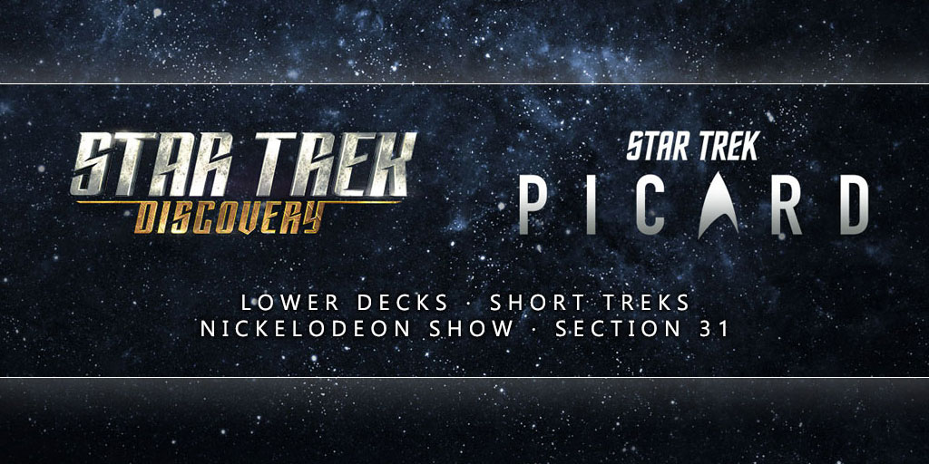 New STAR TREK Updates from Alex Kurtzman on PICARD, Animated Shows, SHORT TREKS, DISCOVERY, and More | TrekCore Blog