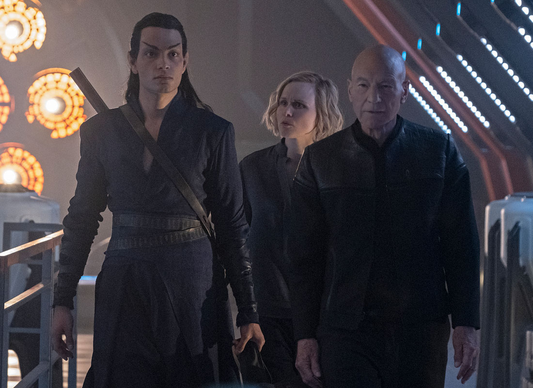 New STAR TREK: PICARD Photos and Character Info • TrekCore.com