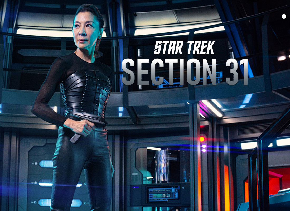 Spinoff Star Trek: Section 31