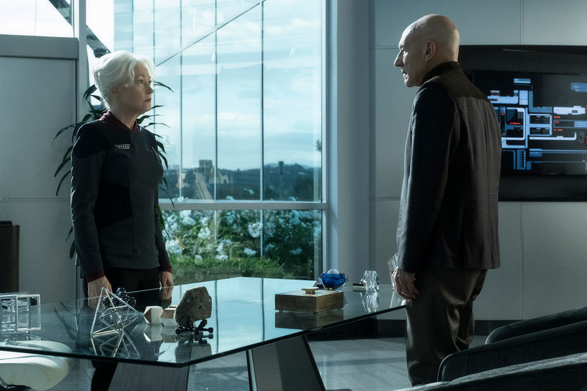 Star Trek: Picard Temporada 1, episodio 2