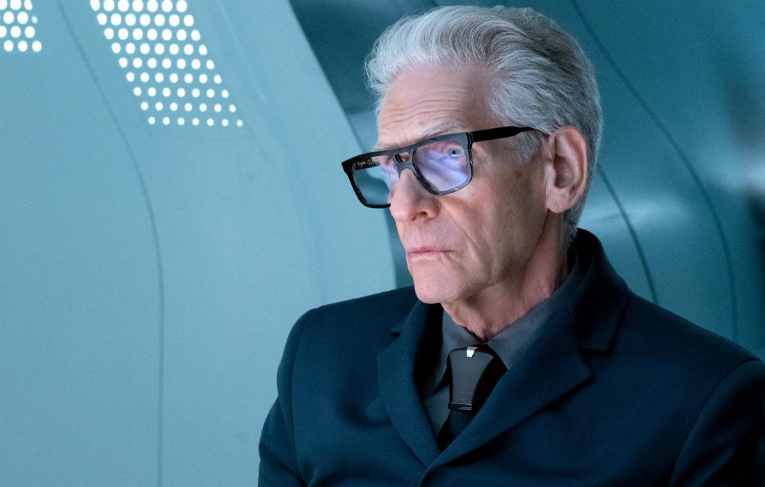 David Cronenberg Returning for DISCOVERY Season 4 • TrekCore.com