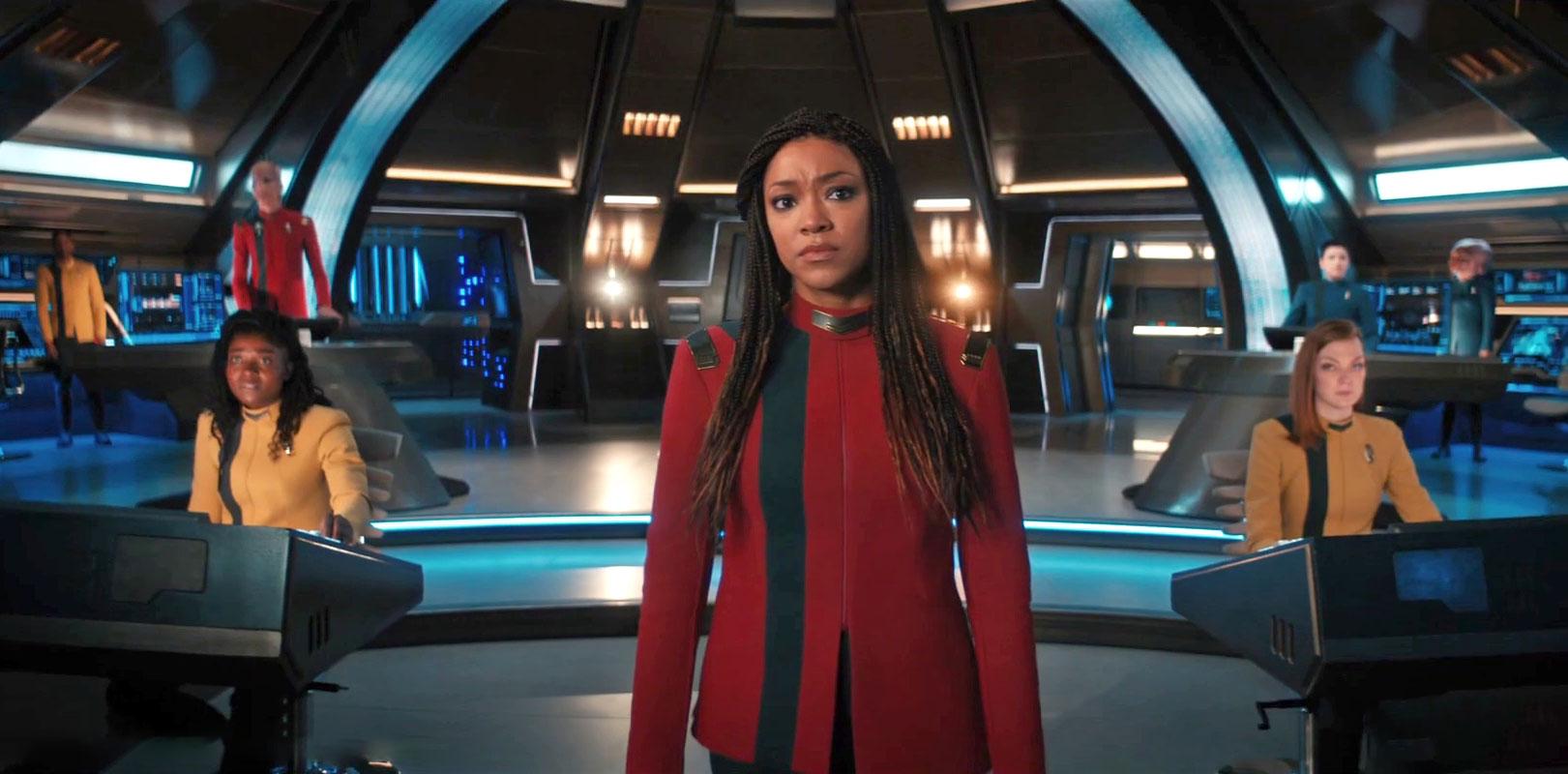 Trek changes star uniform Star Trek