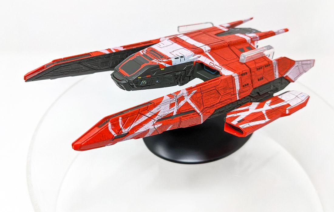 REVIEW — Eaglemoss STAR TREK: PICARD La Sirena Starship Model